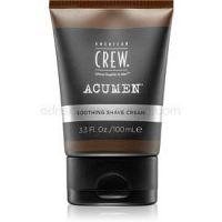 American Crew Acumen krém na holenie pre mužov 100 ml