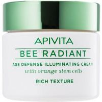 Apivita Bee Radiant rozjasňujúci krém proti príznakom starnutia 50 ml