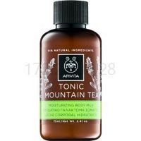 Apivita Body Tonic Bergamot & Green Tea tonizujúce mlieko na telo 75 ml