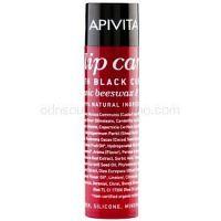 Apivita Lip Care Black Currant hydratačný balzam na pery 4,4 g