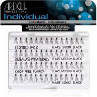 Ardell Individuals Combo Pack trsové nalepovacie riasy bez uzlíka
