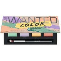 Artdeco Cover & Correct Most Wanted paleta korektorov proti nedokonalostiam pleti odtieň 59023.1  4 x 1.6 g
