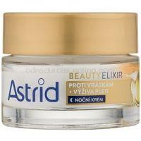 Astrid Beauty Elixir vyživujúci nočný krém proti vráskam  50 ml