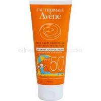 Avène Sun Kids ochranné mlieko pre deti SPF 50+  100 ml