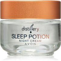 Avon Distillery nočný krém 30 ml