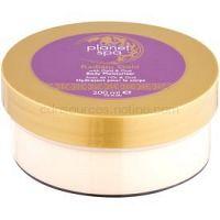 Avon Planet Spa Radiant Gold telový krém pre rozjasnenie a hydratáciu 200 ml