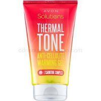 Avon Solutions Thermal Tone hrejivý gél proti celulitíde  150 ml