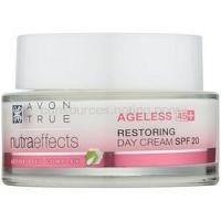 Avon True NutraEffects denný omladzujúci krém SPF 20 50 ml