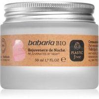 Babaria BIO omladzujúci nočný krém 50 ml