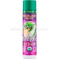 Badger Classic Highland Mint balzam na pery  4,2 g