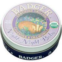 Badger Night Night balzam pre pokojný spánok 56 g