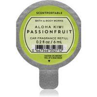 Bath & Body Works Aloha Kiwi Passionfruit vôňa do auta náhradná náplň 6 ml