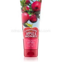 Bath & Body Works Champagne Apple & Honey telový krém pre ženy 226 g