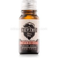 Be-Viro Men's Only Cedar Wood, Pine, Bergamot olej na bradu  10 ml