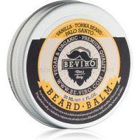 Be-Viro Men's Only Vanilla, Palo Santo, Tonka Boby balzam na fúzy 30 ml