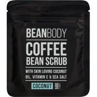 Bean Body Coconut vyhladzujúci telový peeling 50 g