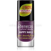 Benecos Happy Nails ošetrujúci lak na nechty odtieň Galaxy 5 ml