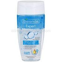 Bielenda Expert Pure Skin Moisturizing dvojfázový odličovač na očné okolie a pery  150 ml