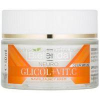 Bielenda Neuro Glicol + Vit. C hydratačný krém SPF 20  50 ml