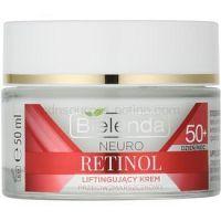 Bielenda Neuro Retinol liftingový krém 50+  50 ml