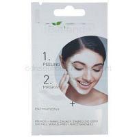 Bielenda Professional Formula peeling a maska pre citlivú pleť so začervenaním  2 x 5 g