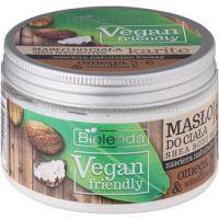 Bielenda Vegan Friendly Shea telové maslo  250 ml