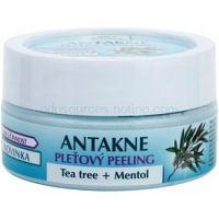 Bione Cosmetics Antakne pleťový a telový peeling 200 g