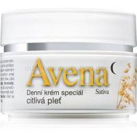Bione Cosmetics Avena Sativa nočný krém pre citlivú pleť 51 ml