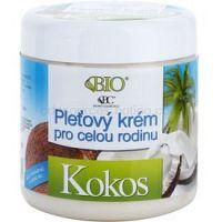 Bione Cosmetics Coconut pleťový krém pre celú rodinu s kokosom 260 ml