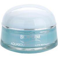 Biotherm Aquasource Total Eye Revitalizer očná starostlivosť proti opuchom a tmavým kruhom s chladivým účinkom  15 ml