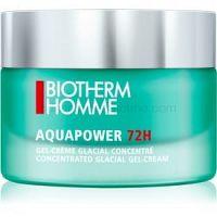 Biotherm Homme Aquapower hydratačný gélový krém 72h 50 ml