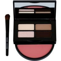 Bobbi Brown Instant Pretty paleta očných tieňov s lícenkou  6,5 g