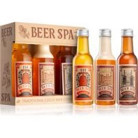 Bohemia Gifts & Cosmetics Beer Spa kozmetická sada II. (unisex)