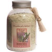 Bohemia Gifts & Cosmetics Bohemia Natur relaxačná kúpeľová soľ 1 200 g