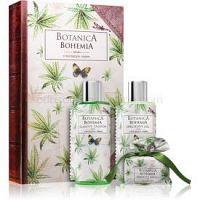 Bohemia Gifts & Cosmetics Botanica darčeková sada s konopným olejom
