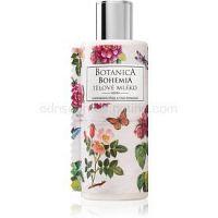 Bohemia Gifts & Cosmetics Botanica telové mlieko s výťažkom zo šípovej ruže 200 ml