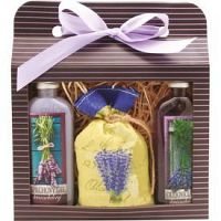 Bohemia Gifts & Cosmetics Lavender darčeková sada I.