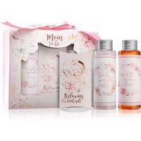 Bohemia Gifts & Cosmetics Mom To Be darčeková sada (pre tehotné a mladé maminky) pre ženy