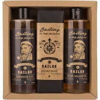 Bohemia Gifts & Cosmetics Sailor darčeková sada pre mužov