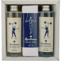 Bohemia Gifts & Cosmetics Sportsman darčeková sada III. (pre mužov)