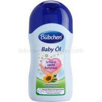 Bübchen Baby ošetrujúci olej pre citlivú pokožku 400 ml