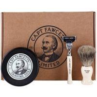 Captain Fawcett Shaving kozmetická sada I. pre mužov