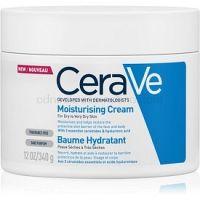 CeraVe Moisturizers hydratačný krém na tvár a telo pre suchú až veľmi suchú pokožku 340 g