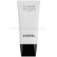 Chanel CC Cream zjednocujúci krém SPF 50 odtieň 50 Beige  30 ml