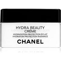 Chanel Hydra Beauty skrášľujúci hydratačný krém pre normálnu až suchú pleť 50 g