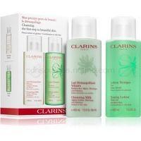 Clarins Cleansers kozmetická sada II. pre ženy