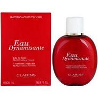 Clarins Eau Dynamisante Treatment Fragrance osviežujúca voda náplň unisex 500 ml