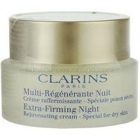 Clarins Extra-Firming nočný spevňujúci a protivráskový krém pre suchú pleť  50 ml