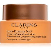 Clarins Extra-Firming spevňujúci nočný krém s regeneračným účinkom pre všetky typy pleti 50 ml