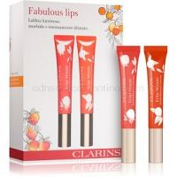 Clarins Lip Make-Up Instant Light kozmetická sada I.